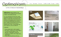 Web development - Optimavorm, Haarlem The Netherlands